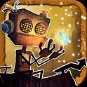 Robo5 - Взбираемся по коробкам