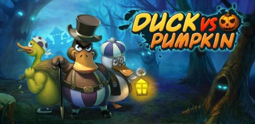 Duck vs Pumpkin