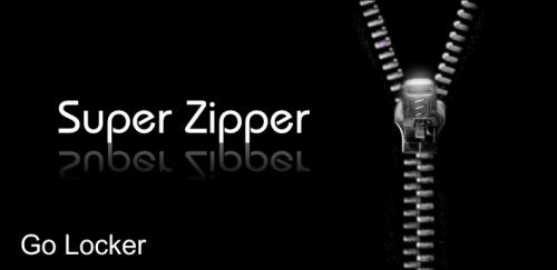 ZipperHD Go Launcher EX Locker