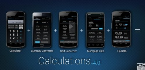 Calculations 4.0 Free