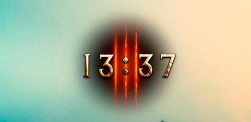 Diablo III Clock Widget
