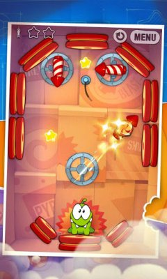 Cut the Rope: Experiments HD - Эксперименты над Ам Ням