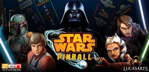 Star Wars Pinball - Пинбол со Звездными Войнами