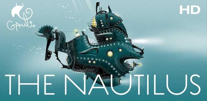 The nautilus очень красивые и необычные