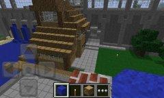 Minecraft: Pocket Edition - Мир из кубиков