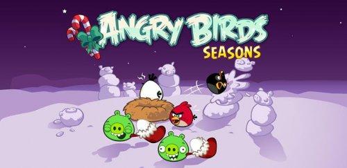Angry Birds Seasons - Праздничные выпуски