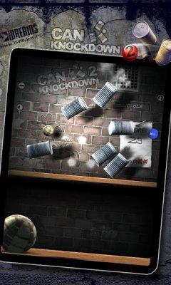 Can Knockdown 2 - Сбиваем банки