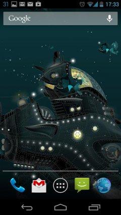 The Nautilus - Океан Наутилус