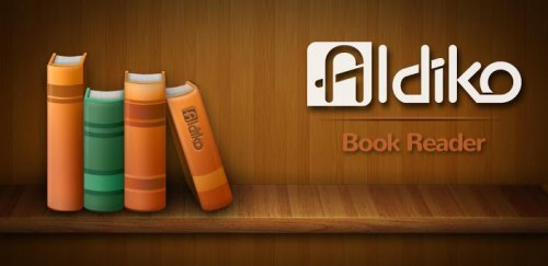 Aldiko Book Reader - Читалка книг ePub, PDF