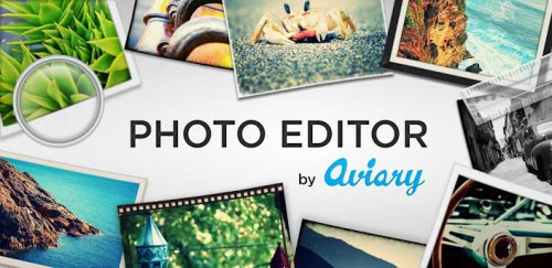 Photo Editor by Aviary - Фото-редактор
