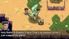 Age of Zombies - Уничтожаем зомби