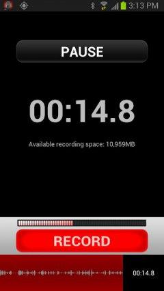 iRig Recorder - Функциональный диктофон