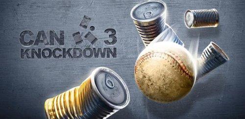 Can Knockdown 3 - Новая часть популярной игры