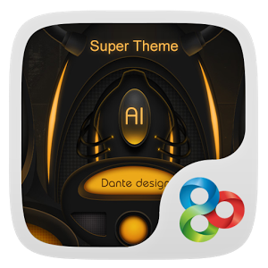 AI GO Super Theme - Супер тема для Android