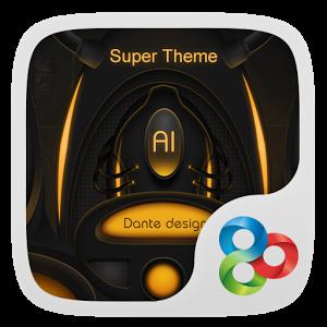 AI GO Super Theme - Супер тема для Android