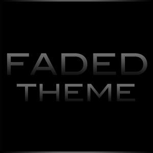 FADED APEX/NOVA THEME - Красочная тема