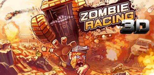 Zombie Racing 3D Free - Классные Зомби Гонки