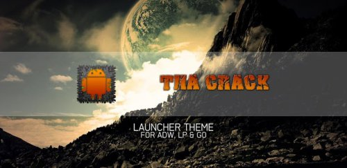 Crack (launcher theme)