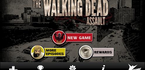 The Walking Dead: Assault - Нападения Зомби