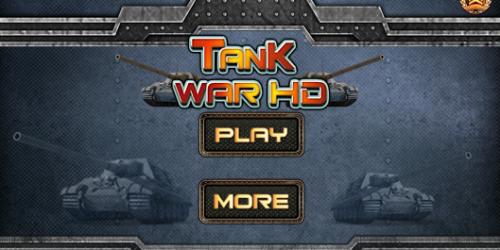 Tank War HD - Классические танчики с хорошой графикой