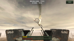 Shoot The Fokkers - Сбиваем самолеты из пушки