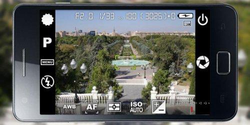 Camera FV-5 - Профессиональная камера
