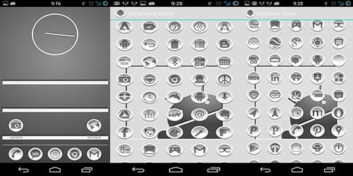 Smartees Icon Pack - Иконки, обои