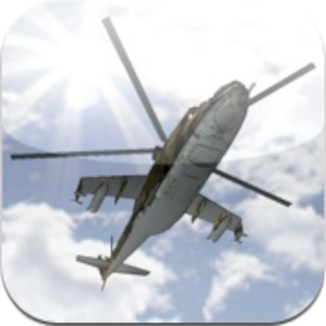Sky Siege - Управляем вертолетом при помощи камеры