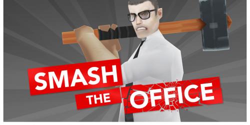 Smash the Office - Stress Fix! - Раздалбай офис кувалдой