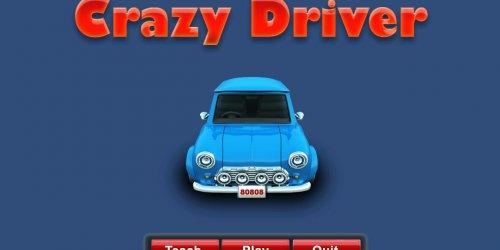 CrazyDriver - Гонки с использованием камеры