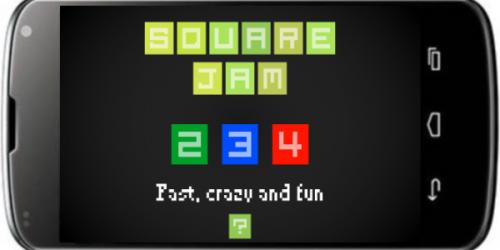 Square Jam ★ Puzzle Game HD - Забавная игра на двоих