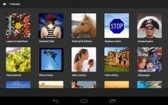 Adobe® Photoshop® Touch - Фотошоп для планшета