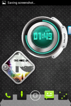 G - Retina Next Launcher Theme