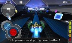Racer XT - Межгалактические гонки