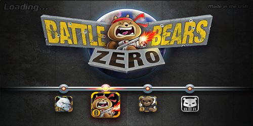 Battle Bears Zero - Битва Медведя
