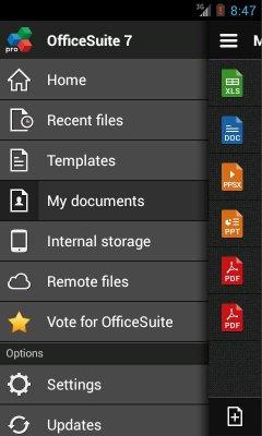OfficeSuite Pro 7 (PDF & HD)