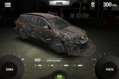 The Walking Dead Chop Shop - Делаем машину для зомби