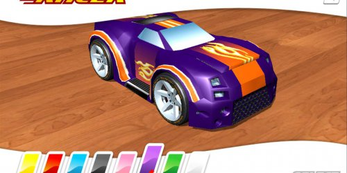 Whiz Racer - Гонка, Головоломка