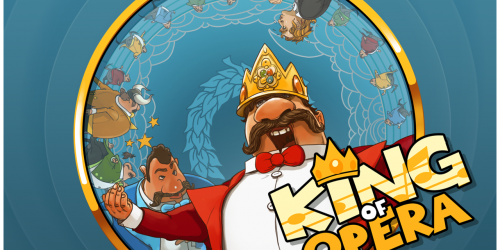 King of Opera - Party Game! - игра на 4-ых