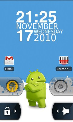 WidgetLocker Lockscreen - Блокировка экрана