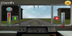 Tram Simulator 3D TAB
