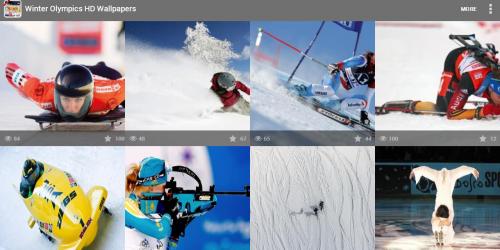 Зимние Олимпийские игры Обои