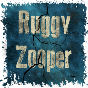 Ruggy for Zooper Widget Pro - Часы, погода и батарея