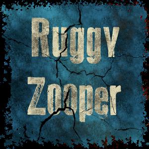 Ruggy for Zooper Widget Pro - Часы, погода и батарея