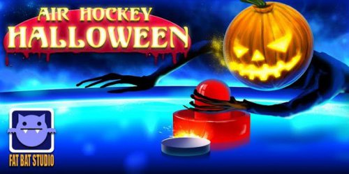 Air Hockey Halloween