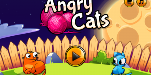 Angry Cats - Злые Кошки