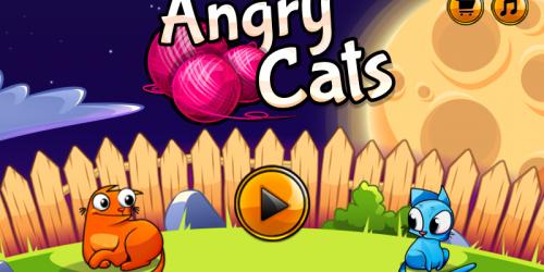 Angry Cats - Злые Кошки