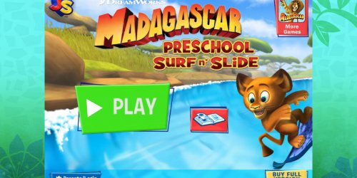 Madagascar Surf n' Slides