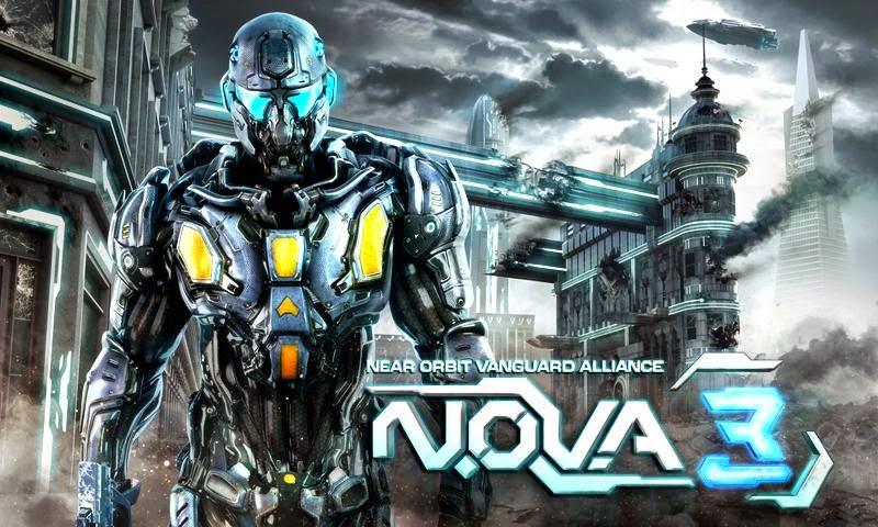 N o v a 3: скачать игру на андроид бесплатно.