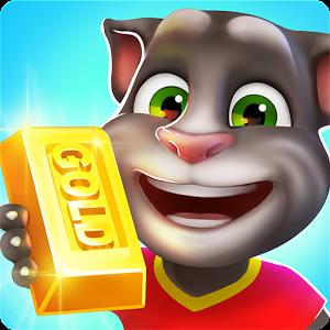 Говорящий Том: бег за золотом на Андроид